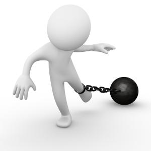 ball and chain running