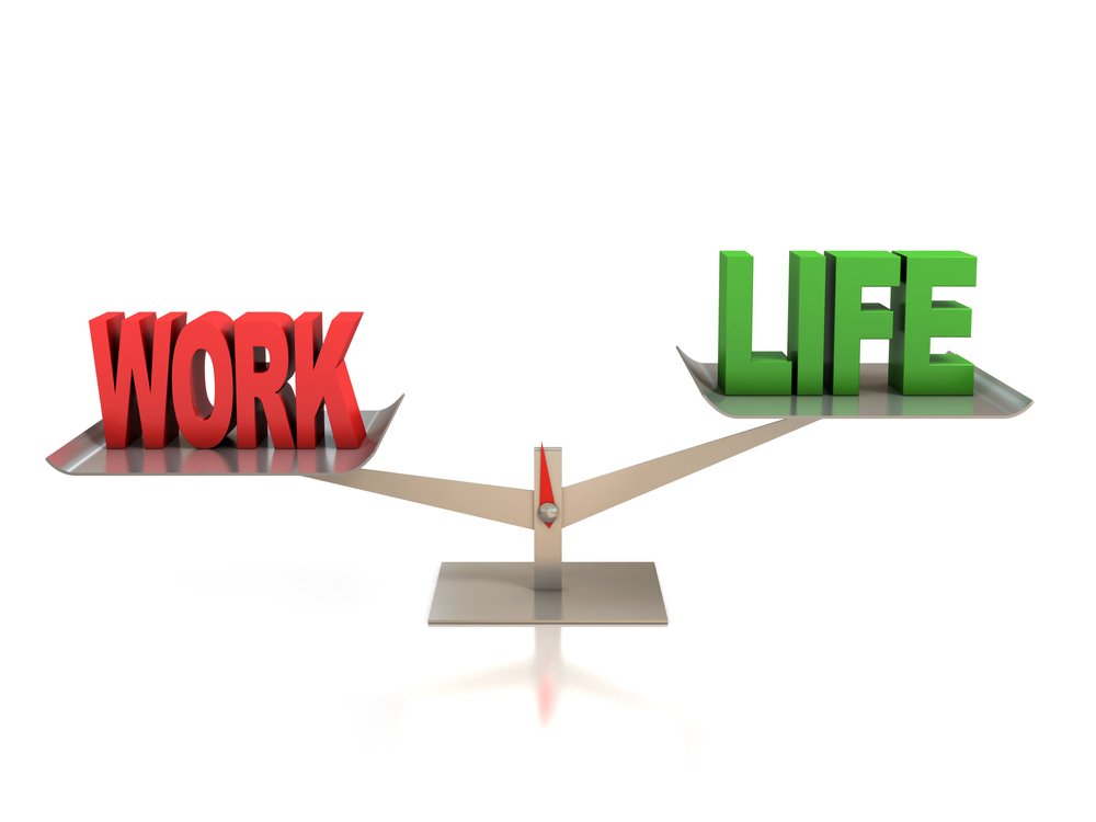 work life balance The today programme's guest editor, fund manager helena morrissey, with her take on what work-life balance means for men.