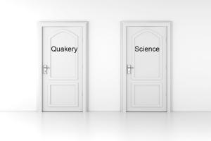 quakery vs science