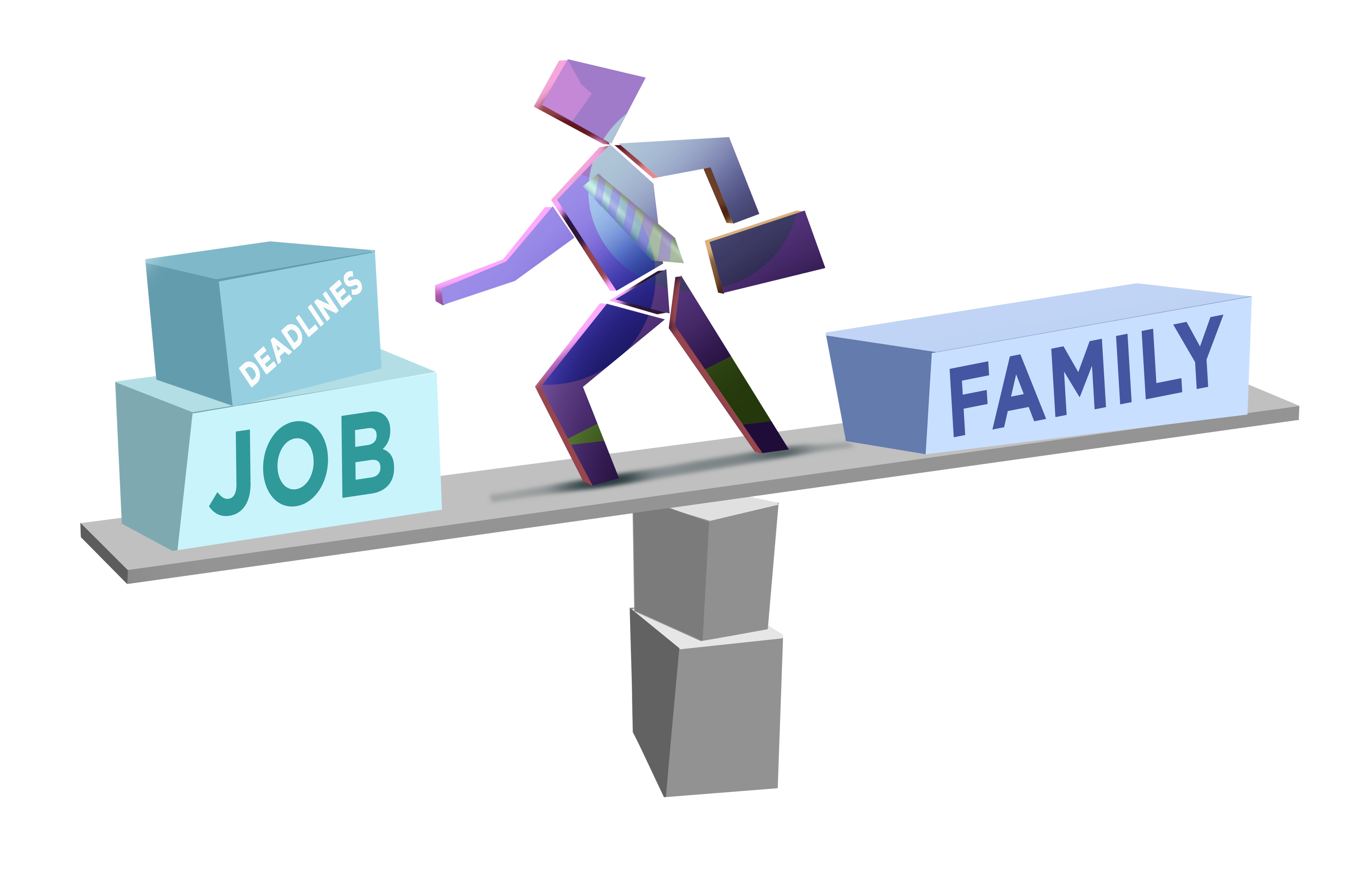 work life balance research papers