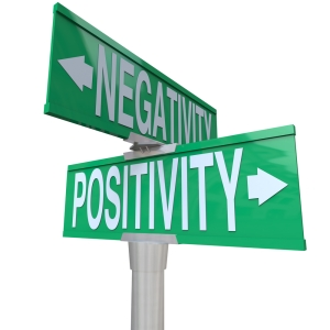 positivity negative sign