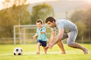 coaching soccer