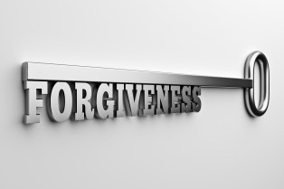 forgiveness as key